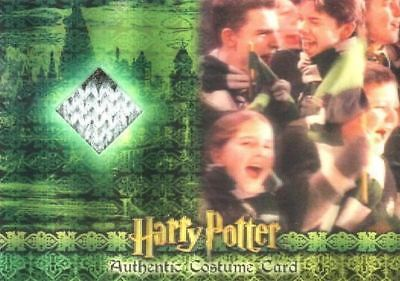The World of Harry Potter 3D Slytherin Students Costume Card HP C2 #369/400