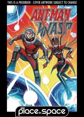 (Wk23) Ant-Man And The Wasp #1A - Preorder 6Th Jun