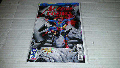 Action Comics # 1000 Cover 3 (2018, DC) 1st Print 1930 Variant by Steve Rude