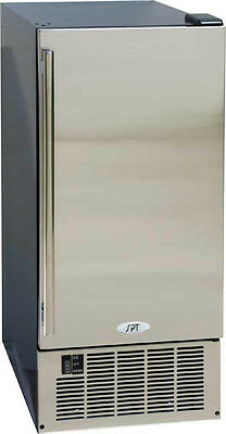 Ice Maker Im-600Us 50 Lbs Stainless Steel Under Counter Ice Maker