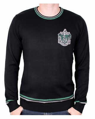 Harry Potter Slytherin Pullover für erwachsene Harry Potter & Draco Malfoy Fans