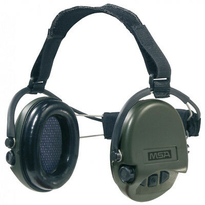 Casque anti-bruit Suprême Protection Auditive Chantier Tir -TOE- Noir ou OD