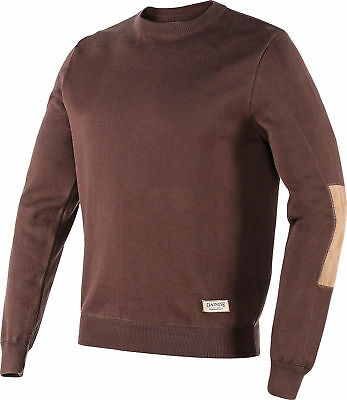 Dainese Grant Mens Sweater Dark Brown LG