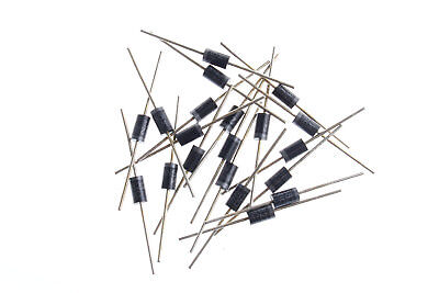 20Pcs 1N5822 Straight Rectifier Diode 40V 3A