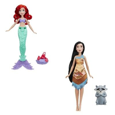 Disney Princess Secret Colours Doll Motif Selection from 3 J Hasbro E0053