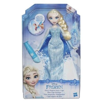 Elsa Disney Frozen Magic Fashion Magic Hasbro