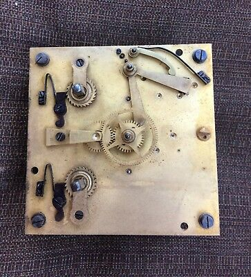 A Lenzkirch Clock Movement For Spares