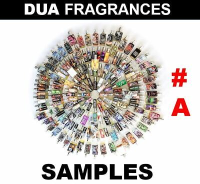 DUA Fragrances - Inspired Expressions - 2mL Decant SAMPLE Atomizer - You Choose