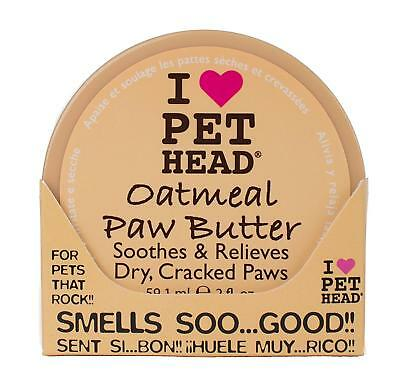 Pet Oatmeal Paw Butter Puppy Dog Soother Balm Cream For Dry Cracked Paws Noses