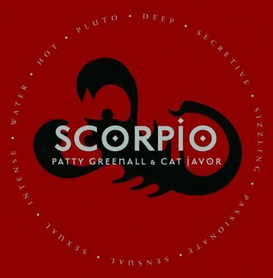 Astrology: Scorpio by Javor, Catriona Hardback Book The Cheap Fast Free Post