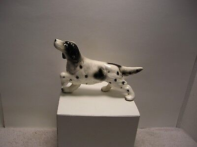 Vintage  Pointer Bird Dog  Figurine   Japan