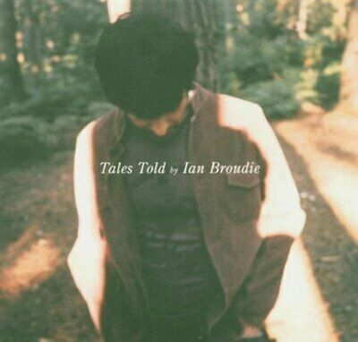 Ian Broudie - Tales Told - Ian Broudie CD D8VG The Cheap Fast Free Post The