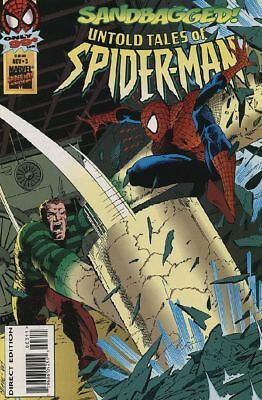 Untold Tales of Spider-Man #3 VF/NM 1995 Marvel Comic Book