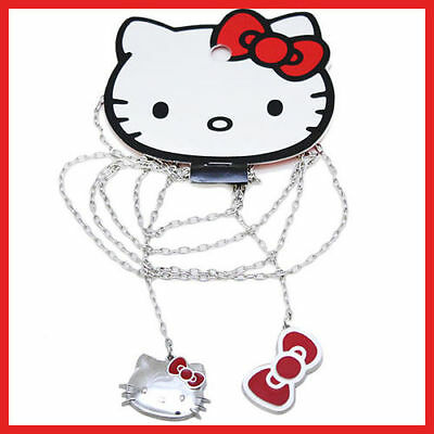 Sanrio Hello Kitty Necklace LoungeFly