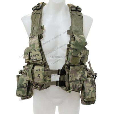 MFH Tactical Vest Harness Operations Camouflage