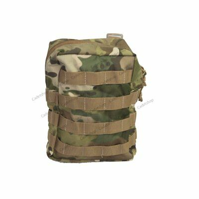 TAS Multicam Pocket Pouch MOLLE SA Bottle Pouch