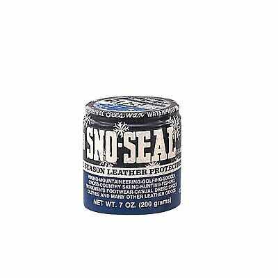Sno-Seal Leather Waterproofer