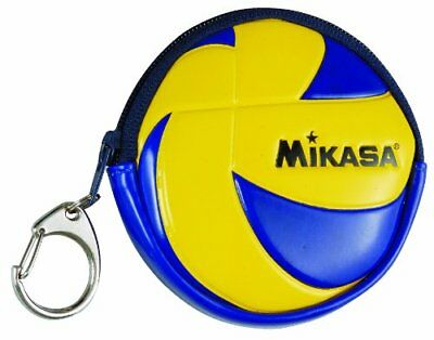 Mikasa JAPAN Volleyball Coin Purse Case VACIP From Japan