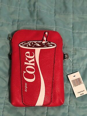 Coca Cola Crossbody Bag
