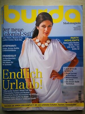 STITCHED BY You Sommer 2018 * Scnittmusterzetschrift wie Patrones ...