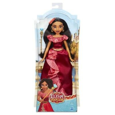 Disney Doll Princess Elena Of Avalor Hasbro B7369 Princesses Doll