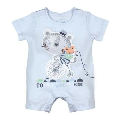 Baby Players Tiger Blue for Boy from Boboli sz. 56 62 68 74 80 86