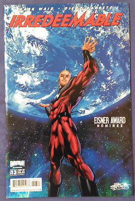 IRREDEEMABLE #13 by Mark Waid and Diego Barreto - BOOM STUDIOS