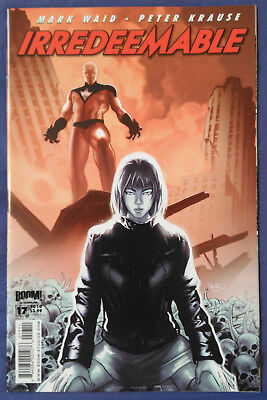 IRREDEEMABLE #17 by Mark Waid and Peter Krause - BOOM STUDIOS