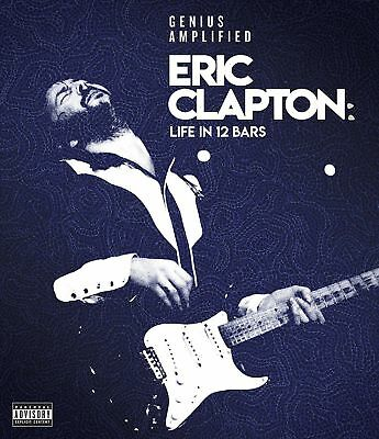 Eric Clapton: A Life in 12 Bars - DVD Region 1 Free Shipping!