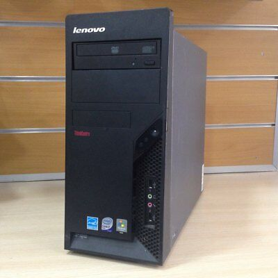 Lenovo M58 Computer Tower C2D@3.0Ghz,  DDR3-Max 16GB, No HDD,Tested! SOLD 500+