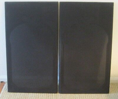 Polk Audio RTA 11 Reference Monitor Grill Set / Excellent Condition