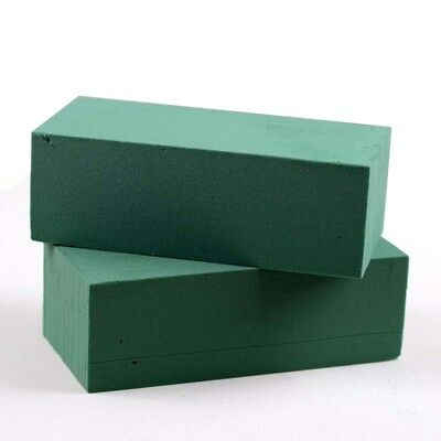 8Pcs Vivid High Quality Water Absorbed Foam Bricks for Flowers Flower Package