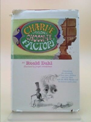 Charlie and the Chocolate Factory  (1st Ed) by Roald Dahl