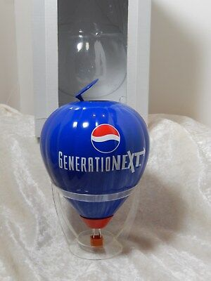 Pepsi bank with box Die Cast limited Edition Hot Air Balloon
