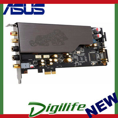 ASUS Essence STX II Channel PCI Express Sound Card High Definition Sound