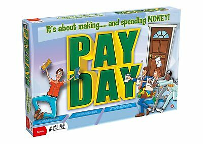 BOARD GAMES / FAMILY / CHILDREN / ADULTS / PARTY - Payday - NEW & SEALED