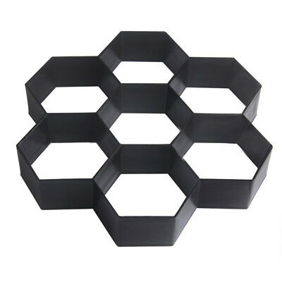 Plastic Path Maker Mould Paver Brick Pavement Cement Mold for Patio Garden Decor
