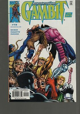 Gambit  Vol 3  18     Xmen Series   Marvel Comics