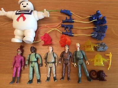 Ghostbusters Retro 80s Action Figures & Accessories