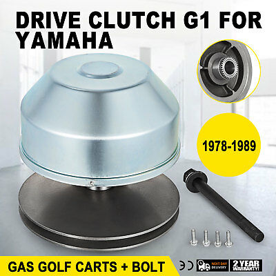 Yamaha Primary Drive Clutch G1 1978-1989 2 Cycle 9038 USA G1A CP-94Y1