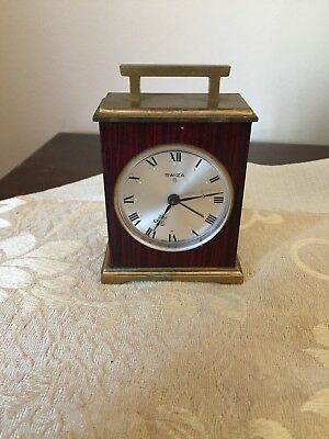 Swiza Clock Spares Repairs For Parts