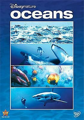 Disneynature:oceans - DVD Region 1 Free Shipping!