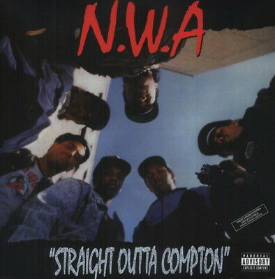 N.W.A. - Straight Outta Compton [New Vinyl LP] UK - Import