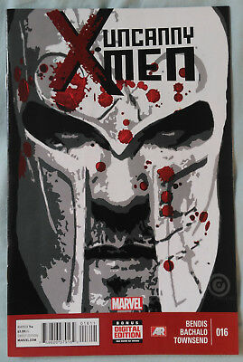 UNCANNY X-MEN (Vol 3) #16 by Brian Bendis and Chris Bachalo - MARVEL COMICS