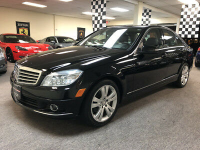 2010 Mercedes-Benz C-Class  59k low mile free shipper warranty awd 4matic c300 luxury cheap finance clean