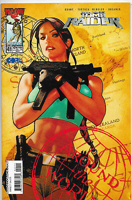 Tomb Raider The Series #41 Top Cow Comics Adam Hughes Cover NM
