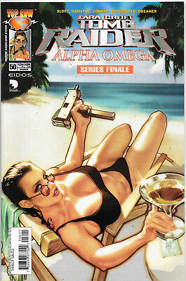 Tomb Raider The Series #50 Top Cow Comics Adam Hughes Cover NM