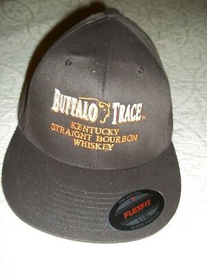 BUFFALO TRACE fitted truckers cap L / XL FLEXFIT