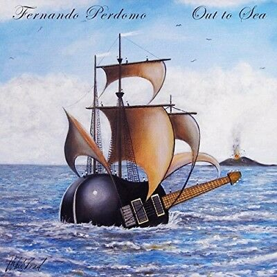 Fernando Perdomo - Out To Sea [New CD] UK - Import