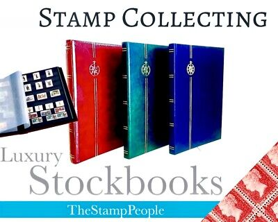 **Premium Quality**⭐️ Stamp Stock book Album ⭐️ Select Any Variant!